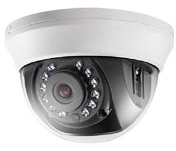 Купить 2MP Камера купольная Hikvision DS-2CE56D0T-IRMM (3.6 мм)