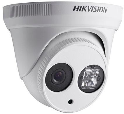 Купить 2MP Камера купольная Hikvision DS-2CE56D5T-IT3 (2.8)