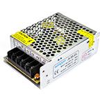 Купить Импульсный блок питания 12В 10A (120W)  перфорированный SLIM