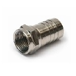 Купить Разъем F серии, для кабеля RG 6 (компрессионный)  Q100