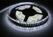 Купить Лента Светодиодная в силиконе 5050, (60 светодиодов) 5 метров катушка White HOT
