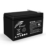 Купить Аккумуляторная батарея AGM RITAR RT12120B, Black Case, 12V 12.0Ah  (151х98х 95 (101) ) Q4