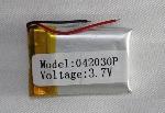 Купить Литий-полимерный аккумулятор 3*45*128mm (3500mAh 3,7V)