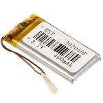 Купить Литий-полимерный аккумулятор 3*70*80mm (3000mAh 3,7V)