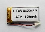 Купить Литий-полимерный аккумулятор 4*20*35mm (300mAh 3,7V)