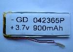 Купить Литий-полимерный аккумулятор 3*66*112mm (3500mAh 3,7V)