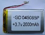 Купить Литий-полимерный аккумулятор 4*35*50mm (800mAh 3,7V)