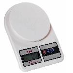 Купить Весы точные кухонные SF-400, 0,001-5 кг, корпус пластик, питание 2 батарейки АА (в комплекте)