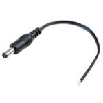 Купить Разъем питания DC-M (D 5,5x2,5мм) => кабель длиной  30см, OEM Q100