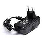 Купить Импульсный адаптер питания 12В 2А (24Вт) YOSO ZH120200DC штекер 5.5 \/ 2.5 длина 0,9м Q200