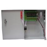 Купить Импульсный источник бесперебойного питания PSU-5107 12V 5А, под АКБ 12V 7-9A, Metal Box
