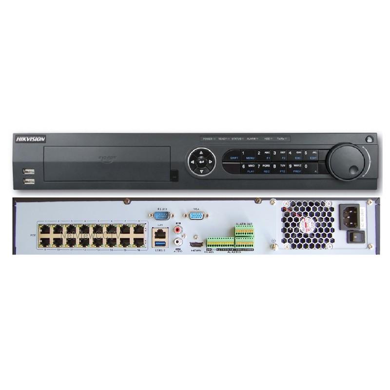 Купить 16 канальный Hikvision DS-7716NI-E4