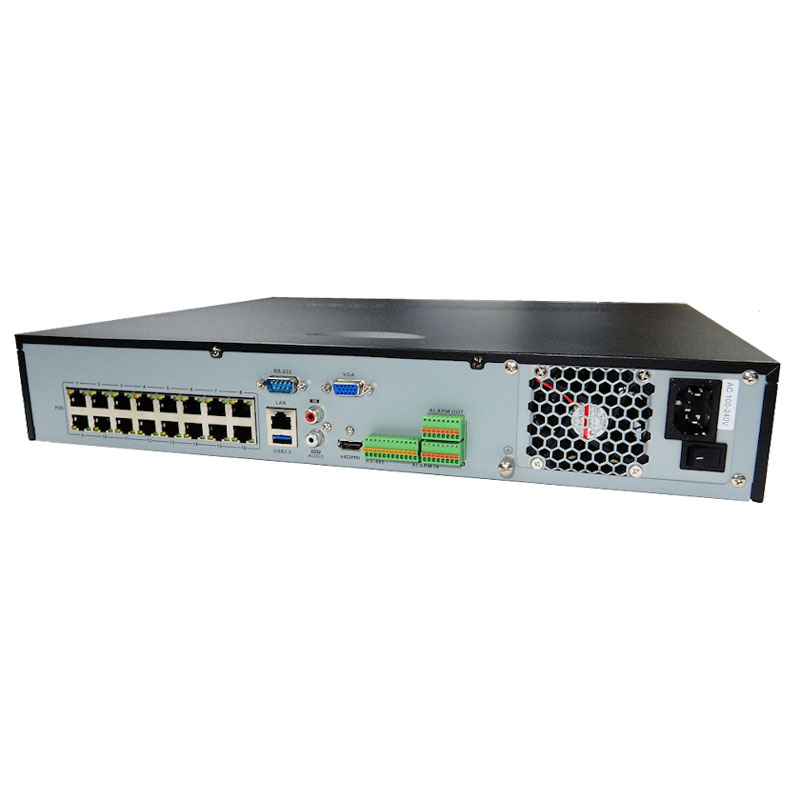 Купить 32 канальный 4К Hikvision DS-7732NI-I4