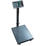 Купить Весы торговые электронные (500кг) со стойкой
