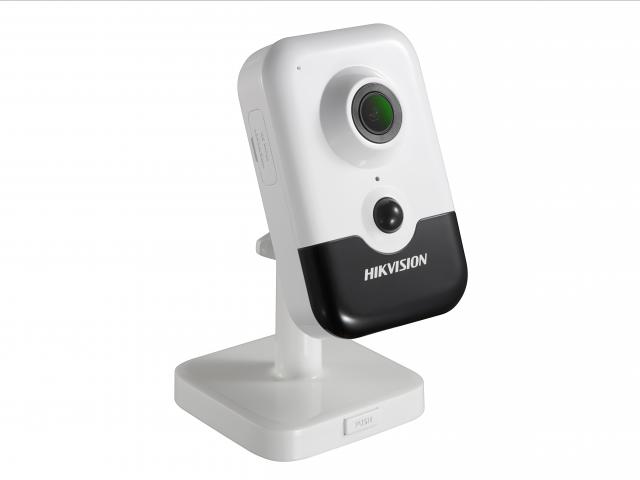Купить 3МП Камера кубическая с со звуком и SD картой Hikvision DS-2CD2432F-I (2.8 мм)