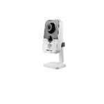 Купить 3МП Камера кубическая Hikvision с со звуком и SD картой DS-2CD2432F-IW (4 мм)