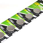 Купить Батарейка литиевая  GODP CR2032, 5 шт в блистере (упак.100 штук) цена за блист.