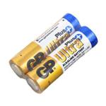 Купить Батарейка GP Ultra 24AUEBC-2S2, щелочная AAA, 2 шт в вакуумной упаковке, цена за упаковку