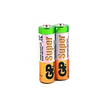 Купить Батарейка GP Super 24A-UR5, щелочная AAA, 5 шт в блистере, цена за блистер