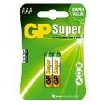 Купить Батарейка GP Ultra 24AU-2UE4  щелочная AAA, 4 шт в блистере, цена за блистер