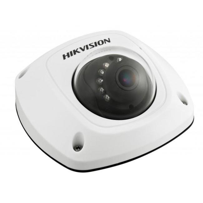Купить 4МП уличная видеокамера с со звуком и SD картой Hikvision DS-2CD2542FWD-IWS (2.8 мм)