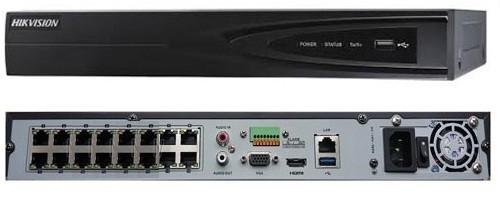 Купить 16 канальный HIkvision DS-7616NI-E2