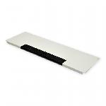 Купить ПерехС–дн. елемент вент. блока MGSE (шир. 610 мм) до шаф шир. 800 мм (2 шт.), чорний