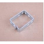 Купить Кабельний органС–затор-кС–льце 44х60, метал 2мм, оцинковка