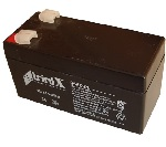 Купить Аккумуляторная батарея 12V 1.2Ah Trinix (97х45х58)