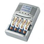 Купить Зарядное устройство универсальное Энергия ЕН-501 Standart plus, 4 канала, 1-4 AA, AAA, или 1-2 крона 9V, LED индикатор