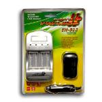 Купить Зарядное устройство универсальное Энергия ЕН-913 Premium +, 4 канала, 1-4 AA, AAA, 4 LED индикатора, функция разряда