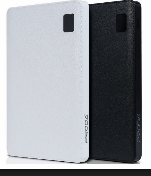 Купить Powerbank (Polymer Battery) Proda Notebook PP-N3, 4xUSB, 5V, 4.2A, 30000mAh, White, Blister