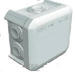 Купить Коробка распределительная наружная Т25 80х51 IP66 OBO Bettermann цвет белый