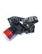 Купить Налобный Фонарик Bailong BL-6902, Q5 Cree, 3 реж., Zoom, корпус- пластик, водостойкий, ударостойкий, АЗУ+СЗУ, 76*35mm, BOX