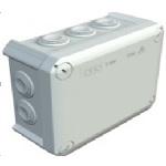 Купить Коробка распределительная наружная Т40 90х90х52 IP66 OBO Bettermann цвет белый