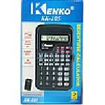 Купить Калькулятор инженерный 105, 44 кнопки, черный, размеры 132*77*13мм, BOX