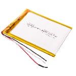 Купить Литий-полимерный аккумулятор 3*60*70mm (2500mAh 3,7V)