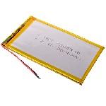 Купить Литий-полимерный аккумулятор 4*40*50mm (1000mAh 3,7V)