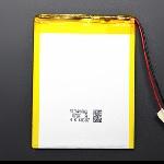 Купить Литий-полимерный аккумулятор 3.1*42*96mm (2200mAh 3,7V)