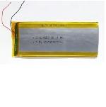Купить Литий-полимерный аккумулятор 3.3*50*77mm (1500mAh 3,7V)