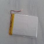 Купить Литий-полимерный аккумулятор 3.5*50*140mm (4000mAh 3,7V)