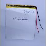 Купить Литий-полимерный аккумулятор 3.6*90*100mm (5000mAh 3,7V)