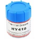 Купить Паста термопроводная HY-410 15g, банка, White, >0,925W/m-K,