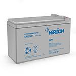 Купить Аккумуляторная батарея MERLION AGM GP1250F1 12 V 5 Ah ( 151 x 65 x 100 ) White BIG Case Q10