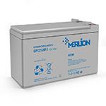 Купить Аккумуляторная батарея MERLION AGM GP1290F2 12 V 9 Ah ( 150 x 65 x  95 (100) ) 2,1 кг White Q10