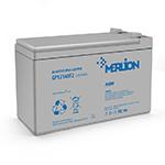 Купить Аккумуляторная батарея MERLION AGM GP12120F2 12 V 12 Ah ( 150 x 98 x  95 (100) ) 3,0кг Q4