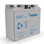 Купить Аккумуляторная батарея MERLION AGM GP1218M5 12 V 18 Ah ( 180 x 78 x 165 (168)) 4,6 кг Q4