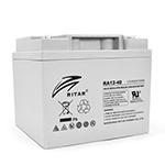 Купить Аккумуляторная батарея AGM RITAR RA12-40, Gray Case, 12V 40.0Ah ( 198 x166 x 169 ) Q1