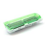 Купить Кардридер универсальный 4в1 MERLION CRD-7RD TF/Micro SD, USB2.0, RED, OEM