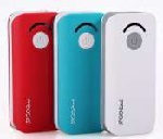 Купить Powerbank (18650) Proda Jane PPL-8, 1xUSB, 5V, 1.5A, 6000mAh, Red, Blister